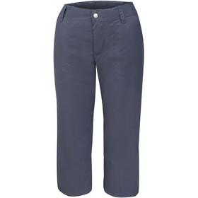 Columbia Silver Ridge 2.0 Spodnie krótkie Kobiety niebieski